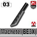 Machete(BE3X)