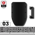 Bulletproof Shield  (N7)