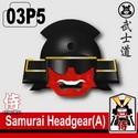 Samurai Headgear (A)