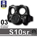 Gas Mask(S10sr)