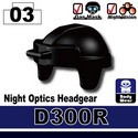 Night Optics Headgear(D300R)