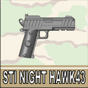 STI NIGHT HAWK 4.3