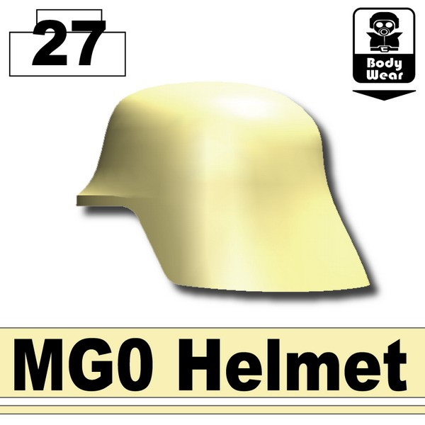 Tan_MG0 Helmet