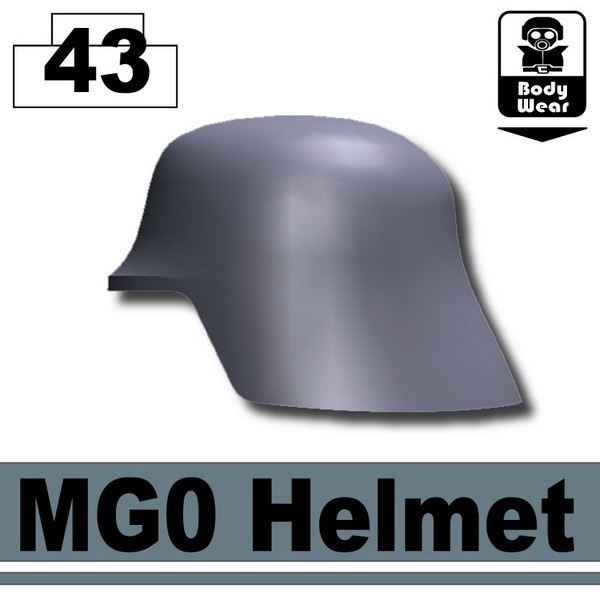 Dark Blue Gray_MG0 Helmet