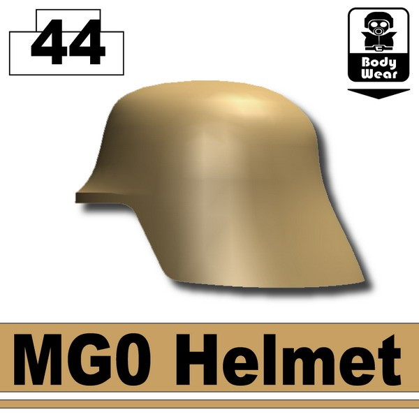 Dark Tan-2_MG0 Helmet
