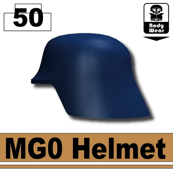 Dark Blue_MG0 Helmet