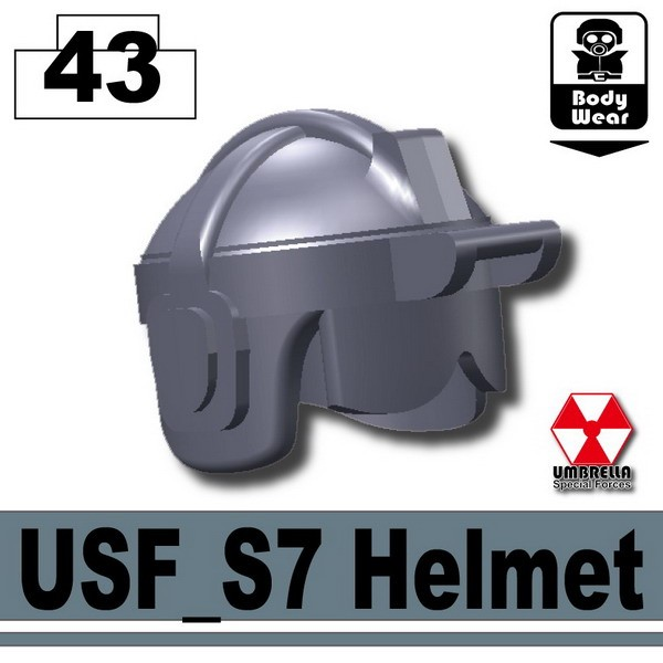 Dark Blue Gray_USF_S7 Helmet(S7)