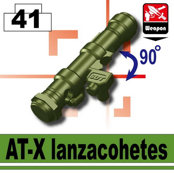 Tank Green_lanzacohetes (AT-X)
