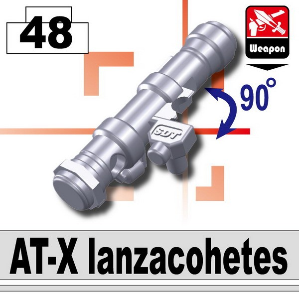 Light Silver_lanzacohetes (AT-X)