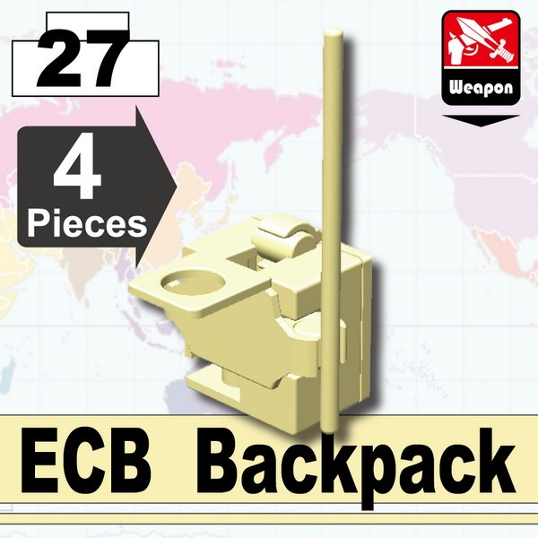 Tan_ECB Backpack