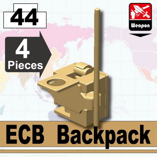 Dark Tan-2_ECB Backpack