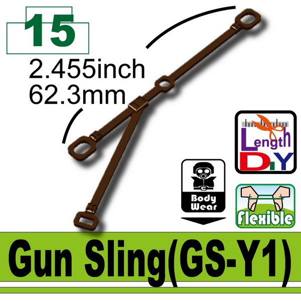 Brown Gun Sling(GS-Y1)