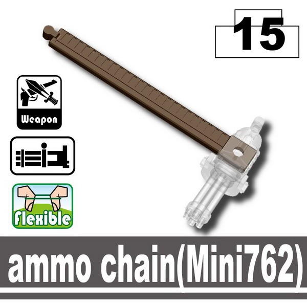 (15)Brown_ammo chain(Mini762)
