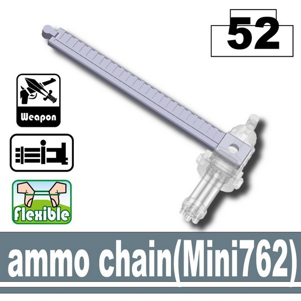 Blue Gray_ammo chain(Mini762)