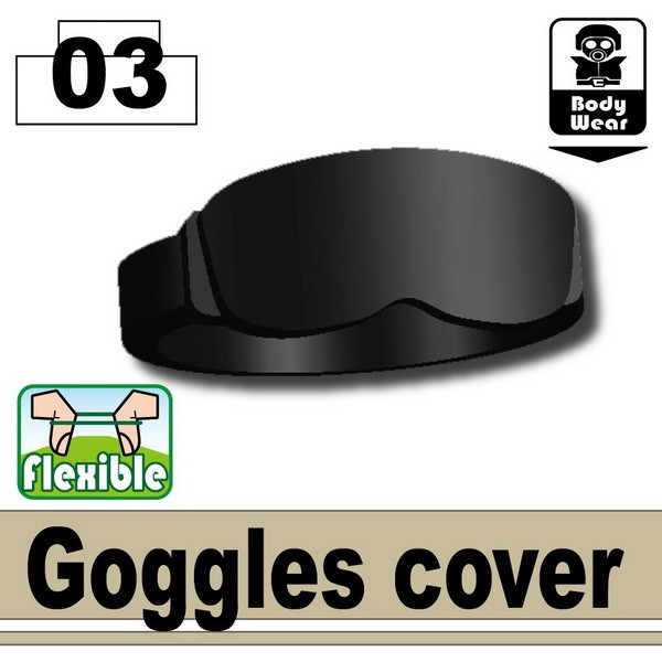 Black Goggles cover