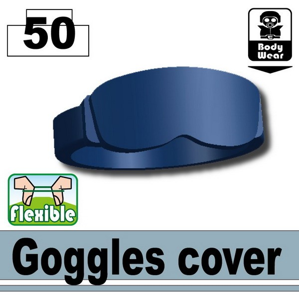 Dark Blue Goggles cover