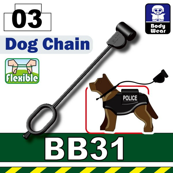 Black_BB31(Dog Chain)
