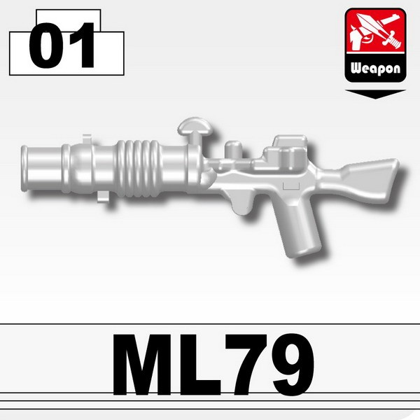 White_Grenade Launcher(ML79)