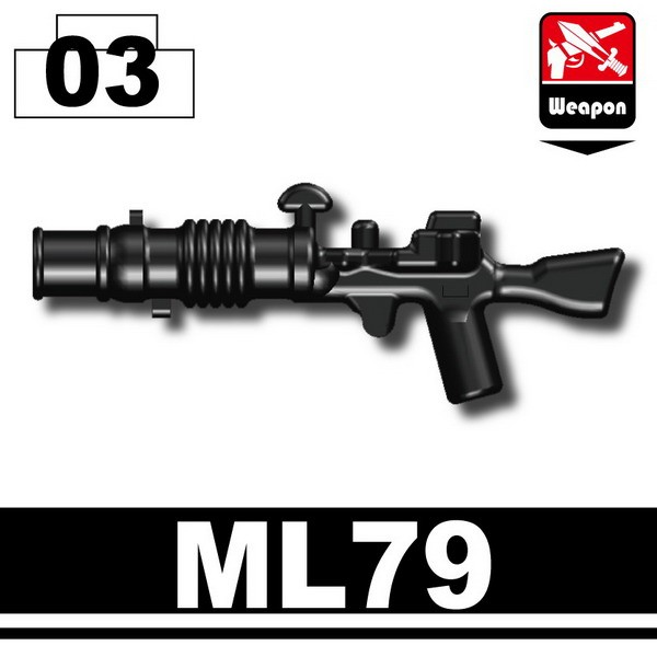 Black_Grenade Launcher(ML79)