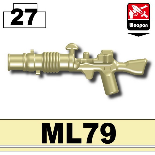 Tan_Grenade Launcher(ML79)