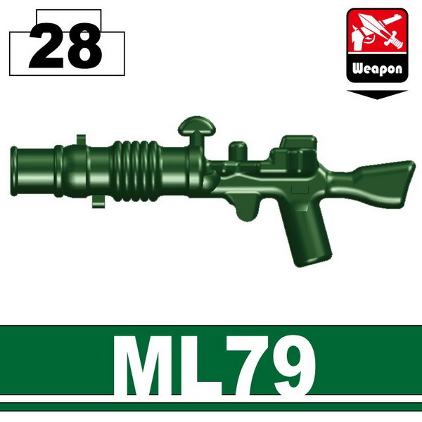 Dark Green_Grenade Launcher(ML79)