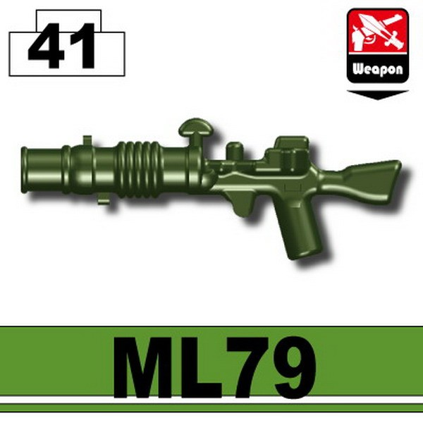 Tank Green_Grenade Launcher(ML79)