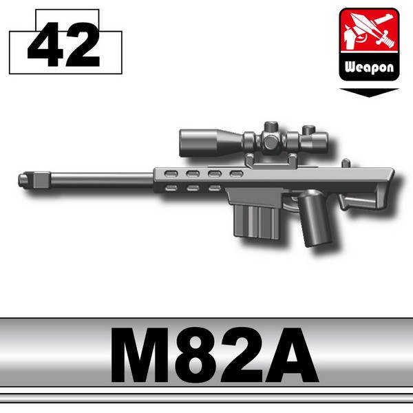 Iron Black_Sniper rifle(M82A)