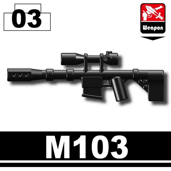 Black_Sniper rifle(M103)