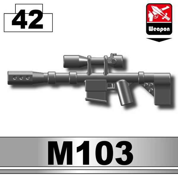Iron Black_Sniper rifle(M103)