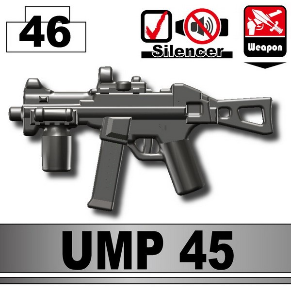 Pearl Dark Black_UMP45