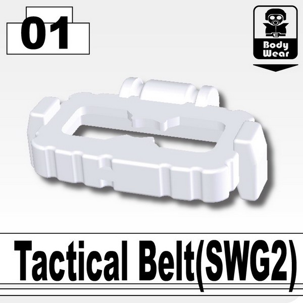 White_Tactical Belt(SWG2)