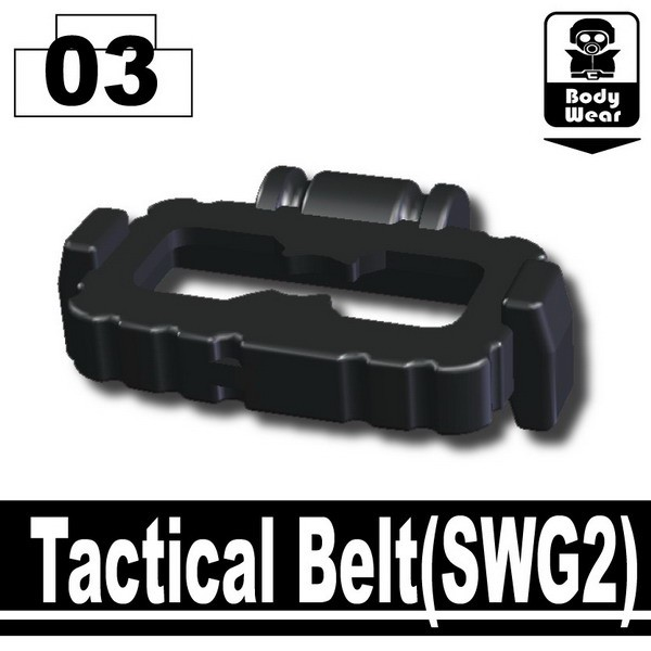 Black_Tactical Belt(SWG2)