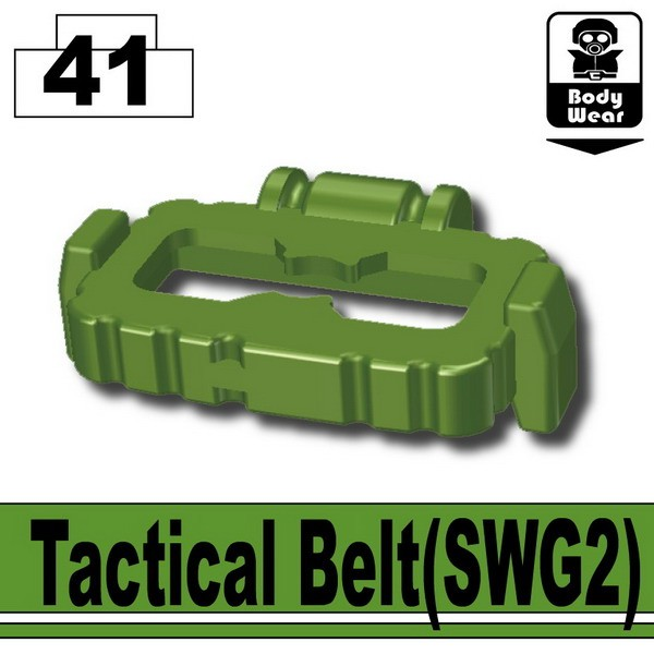 Tank Green_Tactical Belt(SWG2)