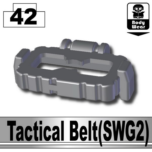 Iron Black_Tactical Belt(SWG2)