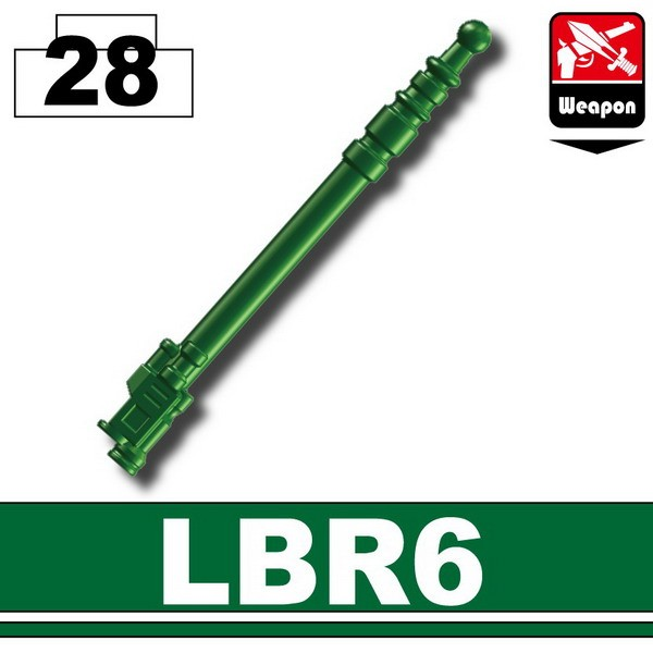 Dark Green_Special Weapon(LBR6)