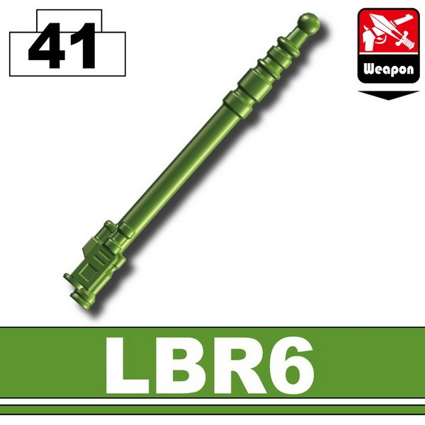 Tank Green_Special Weapon(LBR6)