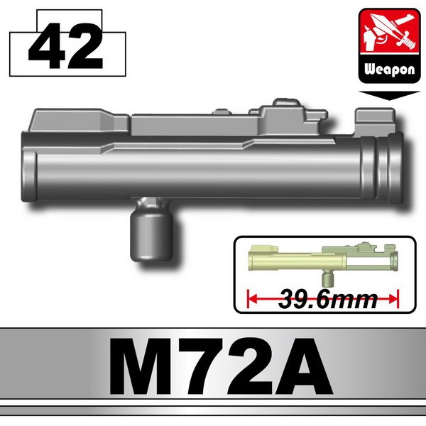Iron Black_M72A Launcher