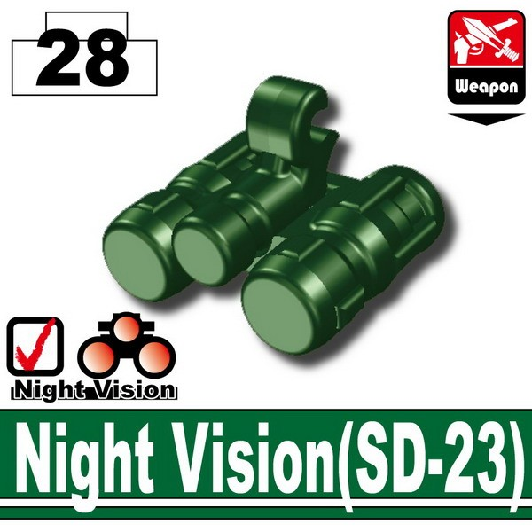 Dark Green_Night Vision(SD-23)