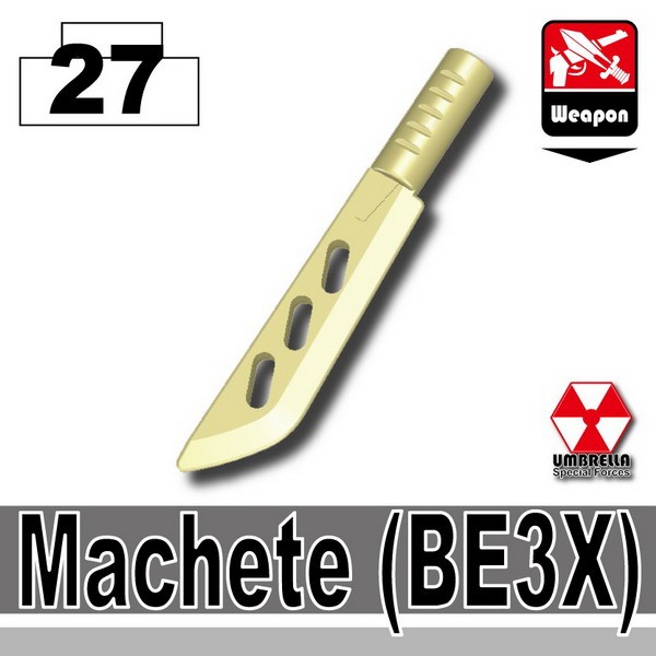 Tan_Machete(BE3X)