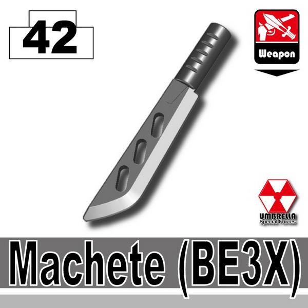 Iron Black_Machete(BE3X)