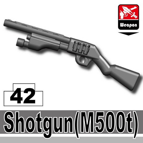 Iron Black_Shotgun(M500t)