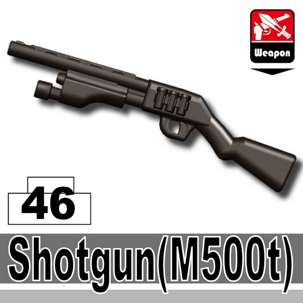 Pearl Dark Black_Shotgun(M500t)