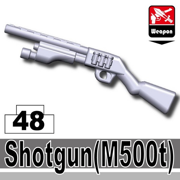 Light Silver_Shotgun(M500t)