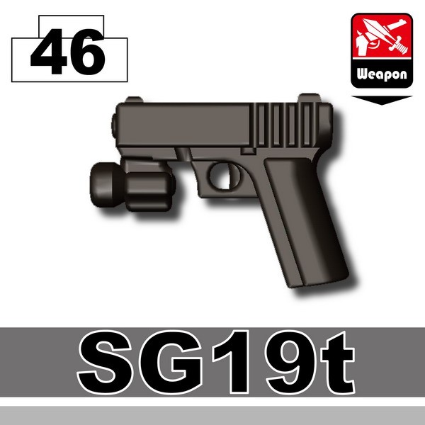Pearl Dark Black_Handgun(SG19t)