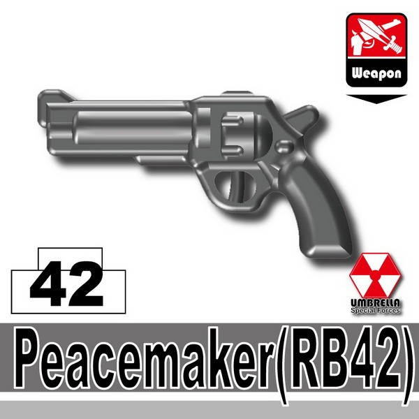 Iron Black_Peacemaker(RB42)
