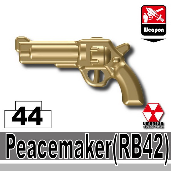 Dark Tan-2_Peacemaker(RB42)