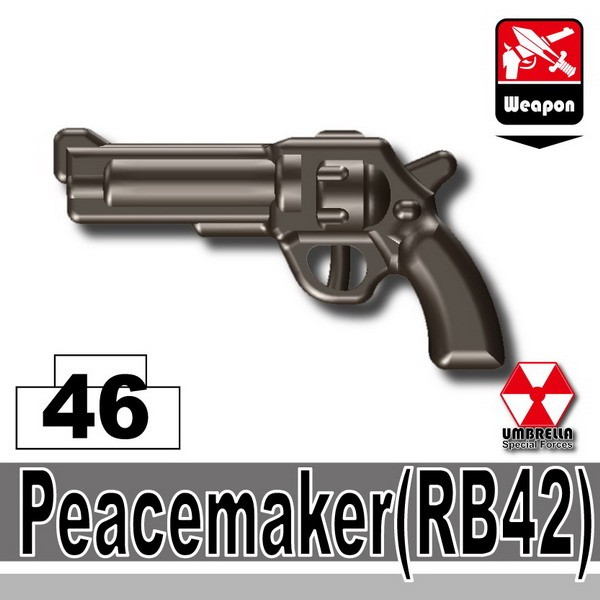 Pearl Dark Black_Peacemaker(RB42)