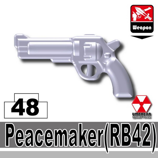 Light Silver_Peacemaker(RB42)