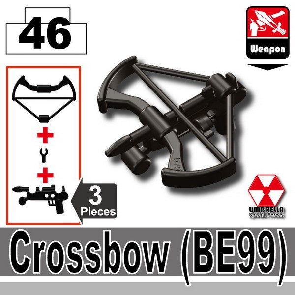 Pearl Dark Black_Crossbow (BE99)