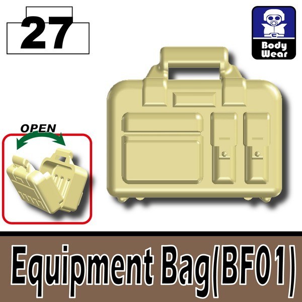 Tan_Equipment Bag(BF01)